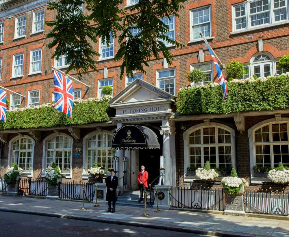 London Finishing Academy Students